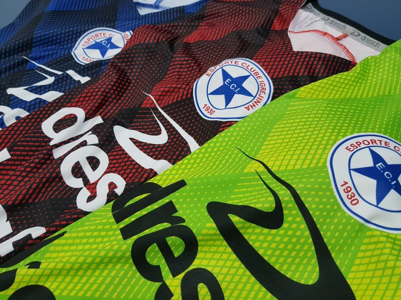eabd92e1cf Martin Behrend - Esporte Clube Igrejinha terá mesmo fornecedor de uniforme  esportivo do campeão gaúcho